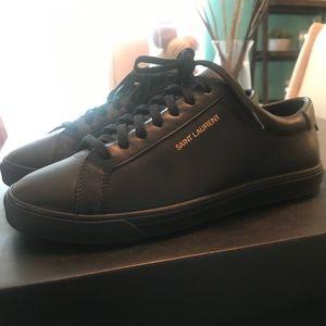 Saint Laurent Black Sneakers